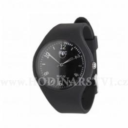 Hodinky Silic Watch Poe černá