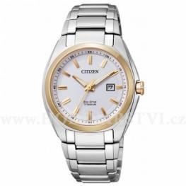 Dámské hodinky Citizen Super Titanium EW2214-52A